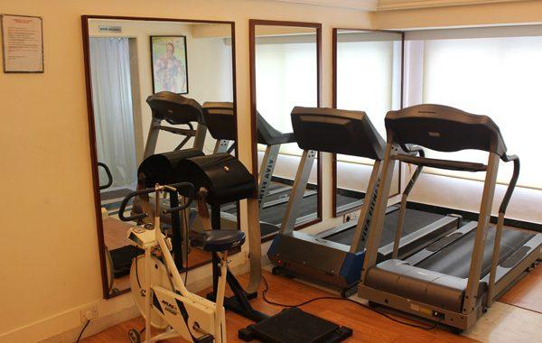 Gym - Treadmills